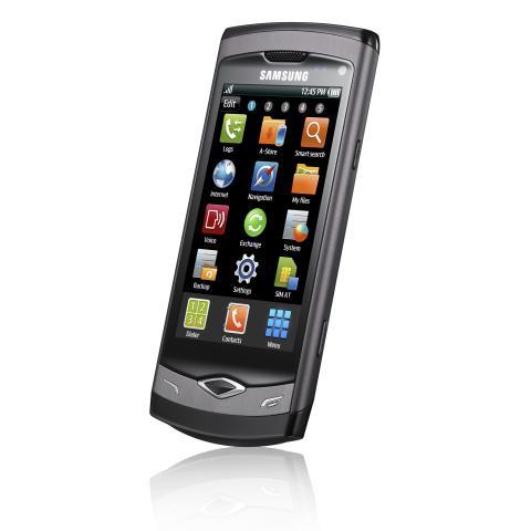 Samsung Wave – en ny mobil epok