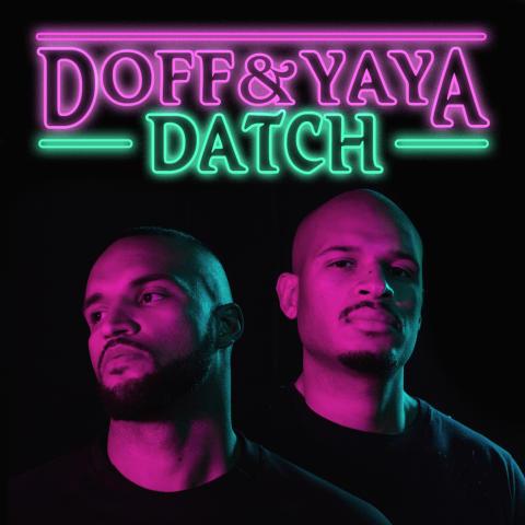 Omslag Doff & Yaya