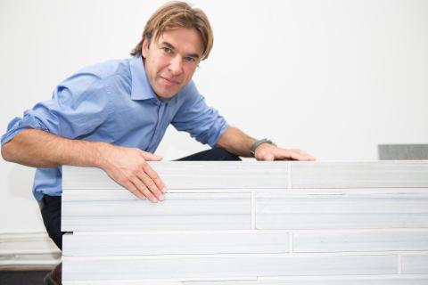 Klaus Schuwerk, arkitekt, det nye Nasjonalmuseet