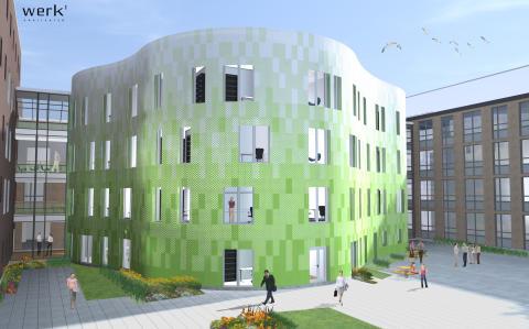 SciLifeLab får nya lokaler på BMC i Uppsala