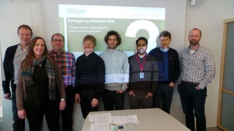 BREEAM-NOR kurs i Oras