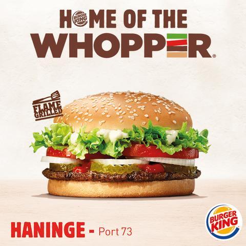 BURGER KING® öppnar ny restaurang i Haninge