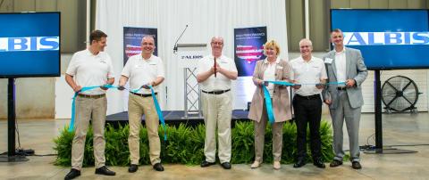ALBIS PLASTICS CORPORATION eröffnet neues Compoundierwerk in Duncan, South Carolina