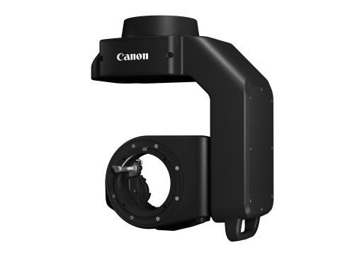 Canon presenterar robotkamerasystemet CR-S700R – för fjärrhantering av EOS-kameror