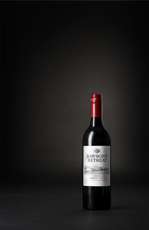 Rawson's Retreat Cabernet Sauvignon 0,5 % miljöbild