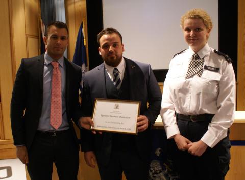 Outstanding Act Award