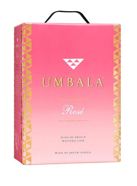 Storsäljaren Umbala finns nu som rosé!