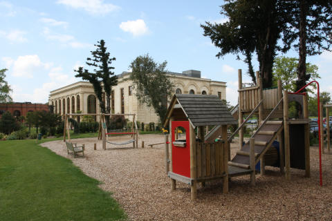 Facilities For Children At Stoke Park