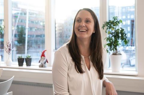 Marie Andersson – innesäljare med passion för kundvård