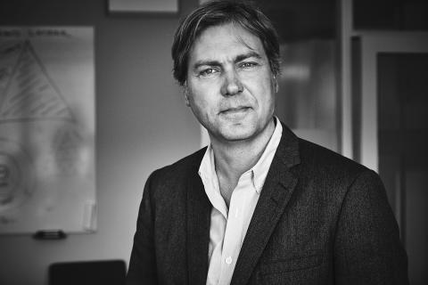 Peter Fabrin, CEO Haglöfs