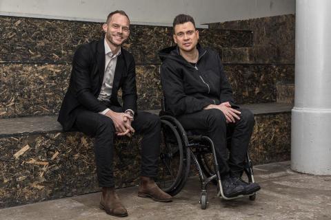 Lars Backström och Anders Westgerd