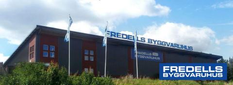 Fredells Byggvaruhus i Knivsta
