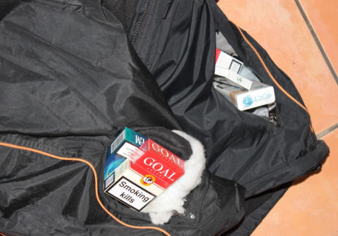 SW 11.14 Tobacco and alcohol seized in Southampton