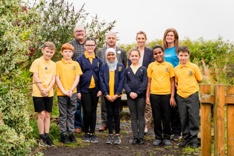 North Glasgow primary schools get active with On Our Marks project