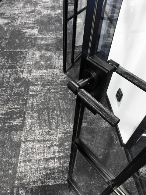 Dörrhandtag Helix 200