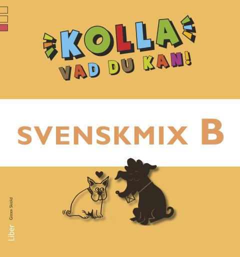 Kolla vad du kan! - Svenskmix