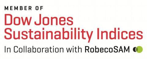 Saint Gobain treedt toe tot de Dow Jones sustainability indexen