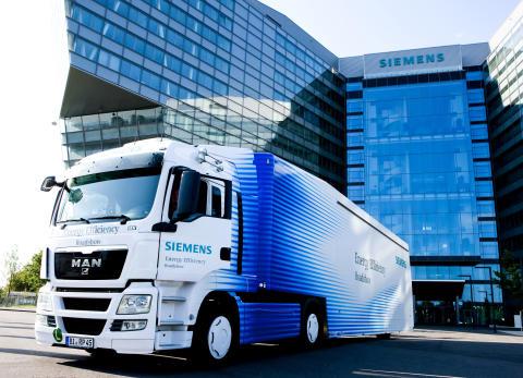 Siemens åker på roadshow –  Stig ombord och lär dig mer om energieffektivitet
