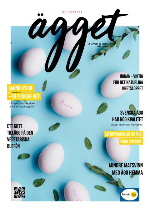 Äggrapport 2019 - Det svenska ägget
