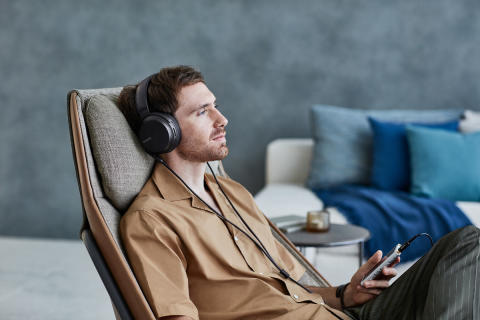 Få førsteklasses lyd med de nye MDR-Z7M2-hovedtelefoner fra Sony