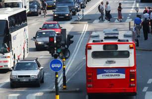 Trafiksituationen påverkar bostadsmarknaden i Stockholm