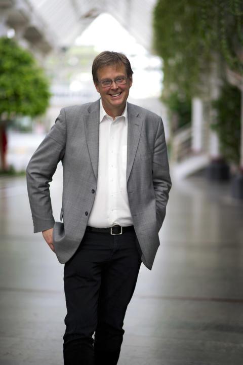 Jan Olsson, hälso- och sjukvårdsdirektör, Region Örebro län