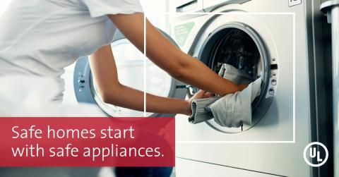 Safe homes start with safe appliances