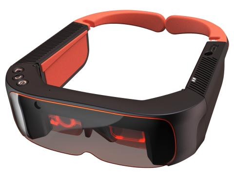ManoMotion's technology in ThirdEye's Mixed Reality Glasses