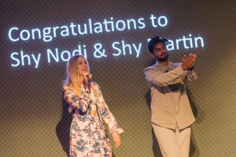 Årets Grand Prize: SHY Martin och SHY Nodi - Denniz Pop Awards 2017