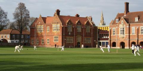 Eastbourne College to host 2020 ECB David English Bunbury Festival