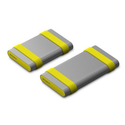 A Sony apresenta as novas unidades SSD externas ultrarresistentes e de alta velocidade