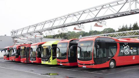 Ruterfrokost: Bærekraftige verdikjeder for buss – et felles ansvar