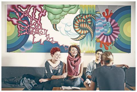 Studenter, Högskolan Väst