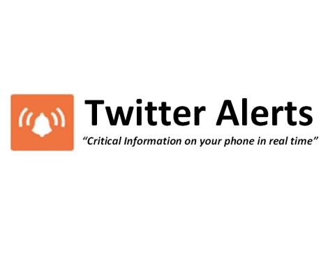 Twitter Alerts - Critical Information from @metpoliceuk