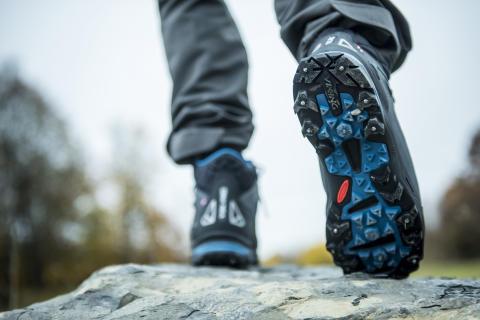 Viking Ascent II - En lett hiking sko med pigger som sørge for å holde deg på bena