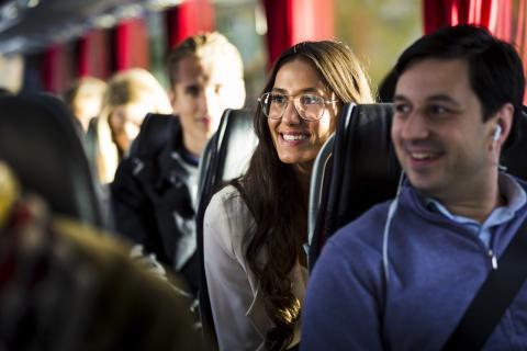Swebus byter till hösttidtabell med fler och snabbare avgångar Göteborg – Oslo