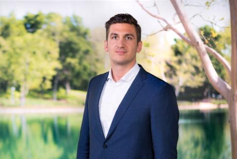 Sebastian Fredholm er ny Account Executive Associate hos SAP