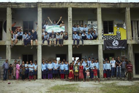 """FRITTENBUDE & CC komponieren """"Die Glocke"""" in Nepal - Release am Weltwassertag 22. März"""