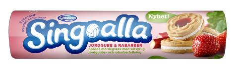 Singoalla Jordgubb & Rabarber