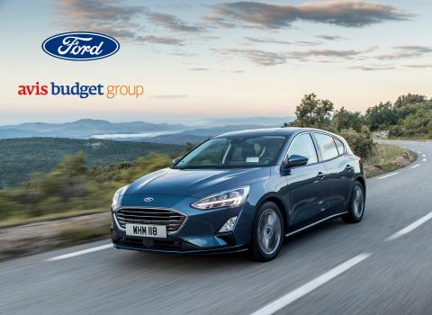 Ford og Avis Budget Group gør billeasing nemmere