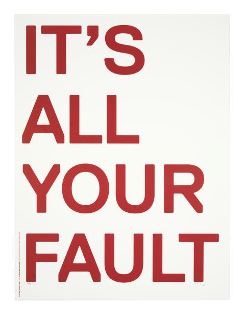 14 RED PRINTS – Fault – Lars Fuhre