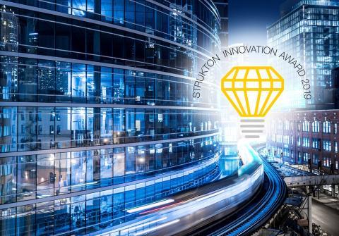 Juryn för 2019 års Strukton Innovation Award klar