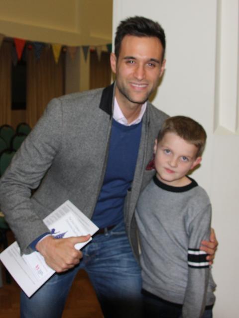 Sick Children's Charity Carol Service Raises over £500