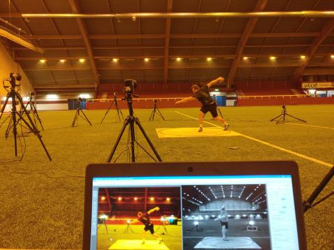 Last preparations of Swedish and Norwegian elite athletes for the European Championships
