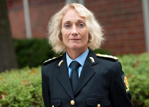 Bekymret for jobb til nyutdannet politi