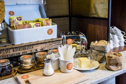 Risenta-Scandic frukostsamarbete Godare morgon för alla, 2