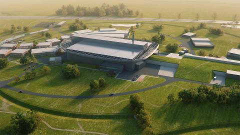 COWI projekterar världens ledande forskningsanläggning för neutroner