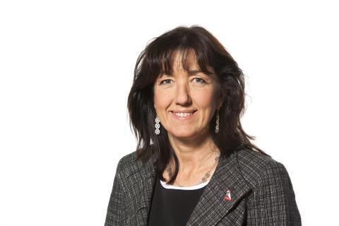 Anne-Sissel Skånvik, SVP Corporate Communications