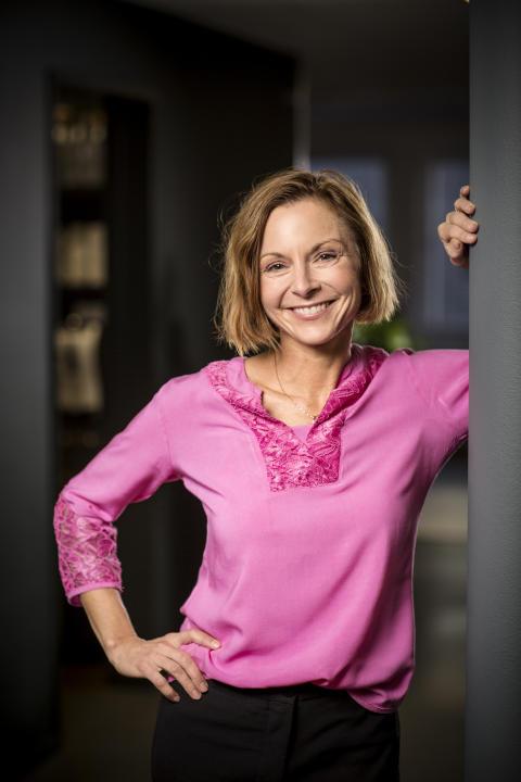 Eva Kriegelstein, Projektutvecklingschef