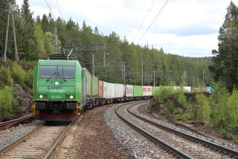 Green Cargo lanserar nytt IT-system för den norska inrikestrafiken